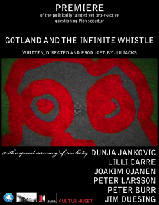 Gotland and the Infinite Whistle